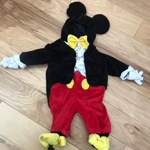 Mickey Mouse Halloween Costume